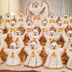 Calendario dell'Avvento all'uncinetto: Il Coro degli Angeli di Natale