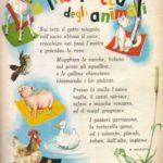La filastrocca degli animali