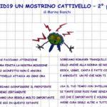 Covid 19 Un mostrino cattivello – 2^ puntata