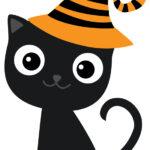 Il gatto di Halloween