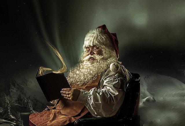 Dove abita Babbo Natale?