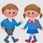 Le avventure di Eva e Tommy… A scuola