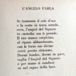 L'angelo parla