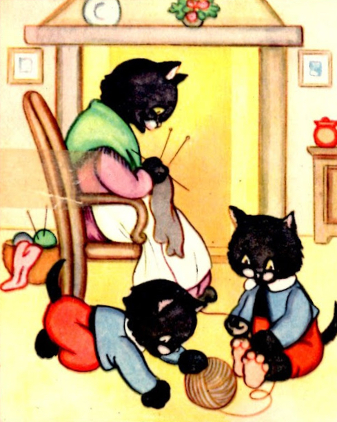 Gattini neri