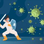 Coronavirus sei un brutto mostro