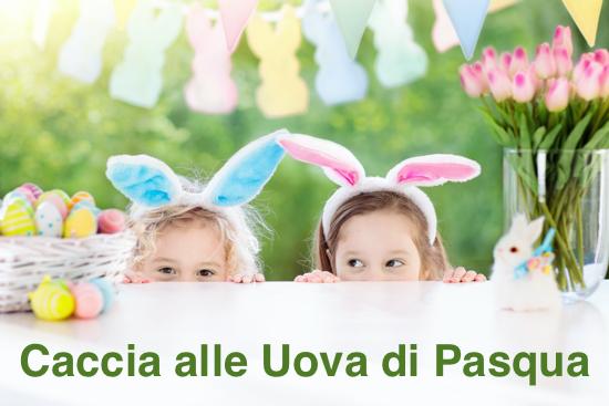 Caccia alle Uova di Pasqua