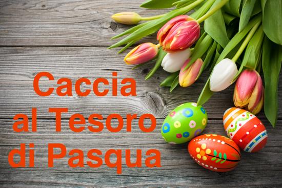 Caccia al Tesoro di Pasqua