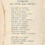 La leggenda del Pane degli Angeli