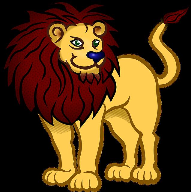Il leone e il cacciatore