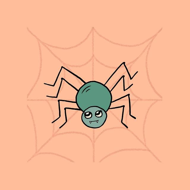 Gideon the little spider