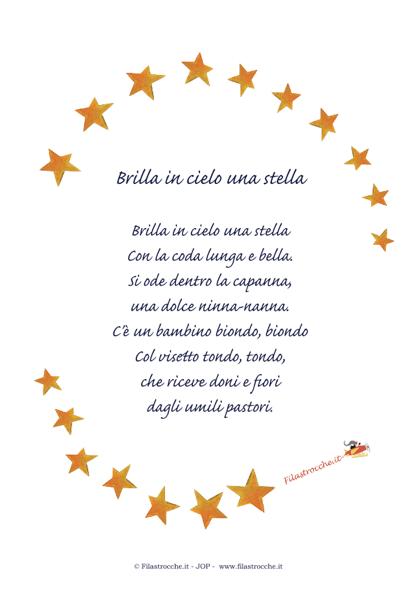 Poesia La Stella Di Natale.Stella Di Natale Poesia Frismarketingadvies