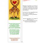 Idea Regalo – Segnalibro di San Valentino, Giraffe