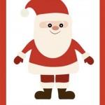 """Decorazioni per Natale: Poster """"Felice Natale"""""""