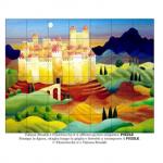 Gioco – Puzzle con il castello