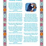 Imparare l'inglese cantando: Hokey Pokey