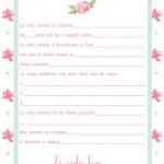 Festa dei Nonni: Lettera alla Nonna