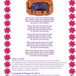 Imparare l'inglese cantando: Mulberry bush