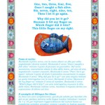 Imparare l'inglese cantando: Once I Caught A Fish Alive