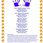 Imparare l'inglese cantando: Tommy Thumb