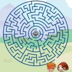 Esci dal labirinto con Hedrin