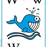 ABC book: Abbecedario inglese: verifica per la Lettera W