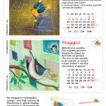 Calendalibro 2017 – Aprile e Maggio