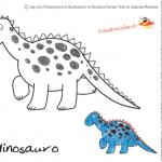 Impariamo a disegnare – Il dinosauro