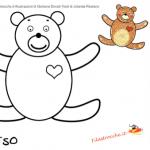 Impariamo a disegnare – L'orsetto