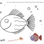 Impariamo a disegnare – Il pesciolino