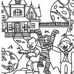 Colora con Crayola! La mummia di Halloween ffdce0a8f46b