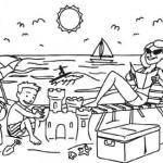 Colora con Crayola! Castelli di sabbia