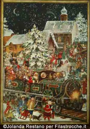 Auguri Di Buon Natale Francese.Natale In Francia Filastrocche It