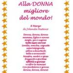 Poesie in Cornice per la Festa della Donna