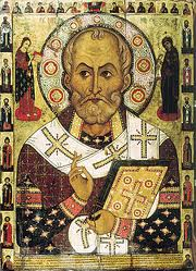 leggenda di San Nicola