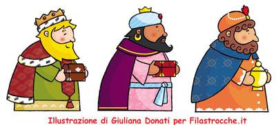 I Tre Re Magi Tradizioni Dei Tre Re Che Portarono Doni A Gesù