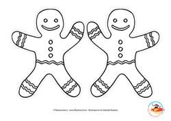 Gli Addobbi Di Natale Da Colorare Filastrocche It Per Il