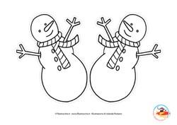 Decorazioni Di Natale Disegni.Gli Addobbi Di Natale Da Colorare Filastrocche It Per Il Natale