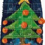 Calendario dell'Avvento fai da te