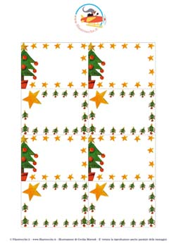 Etichette per i regali di Natale