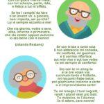 Poesie per i nonni, Filastrocche tradizionali e canzoni