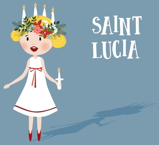 Filastrocche per Santa Lucia