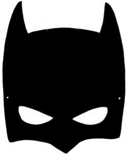 Maschera da Batman