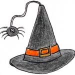 Costume per Halloween: il cappello da strega