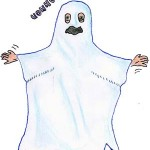 Costume per Halloween: il fantasma