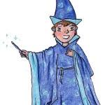 Costume per Halloween: il Mago