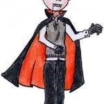 Costume per Halloween: il Vampiro