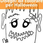 Disegni da colorare per Halloween