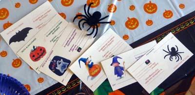 Inviti per la Festa di Halloween