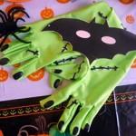 Maschera da Pipistrello per Halloween