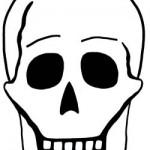 Maschere per Halloween: il Teschio